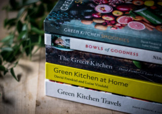 Caesar Salad & Cookbooks and Sonnentor giveaway