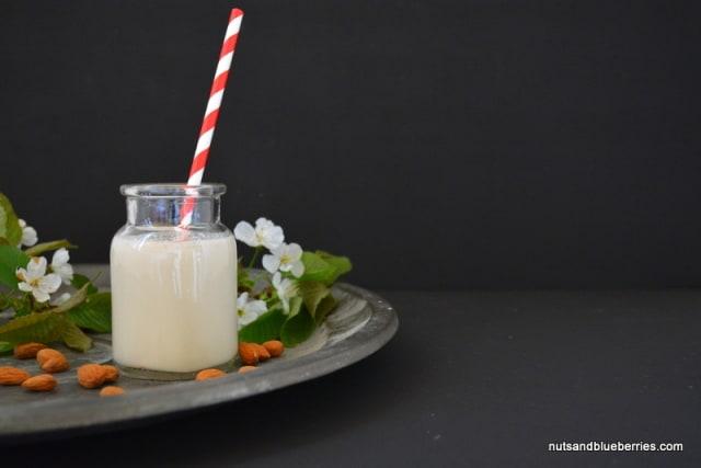Almond Milk III