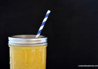 Antioxidant turmeric smoothie