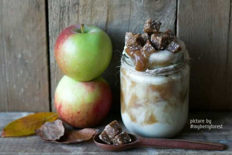 Guest Recipe: Caramel Apple Pie Smoothie