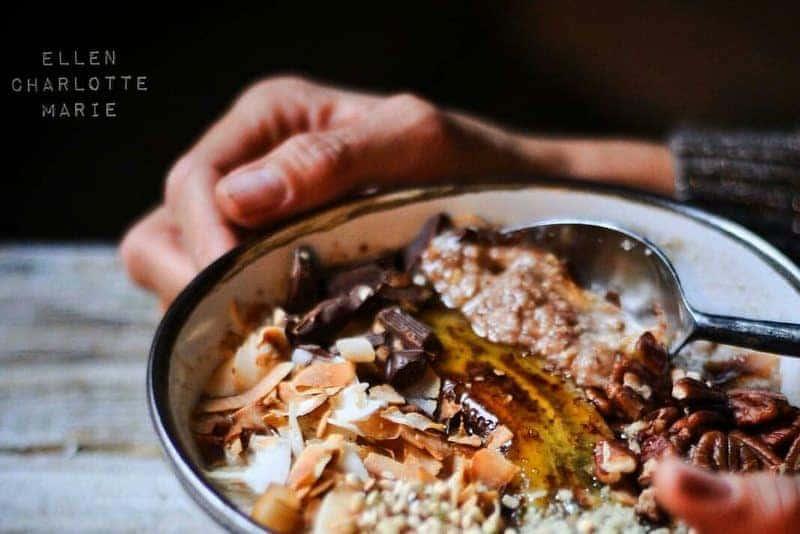 Guest recipe: Cinnamon Buckwheat Oat Porridge
