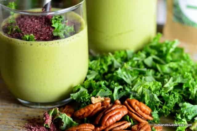 Creamy Kale Detox Smoothie nab (2)