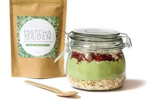 15% Discount with Matcha Maiden