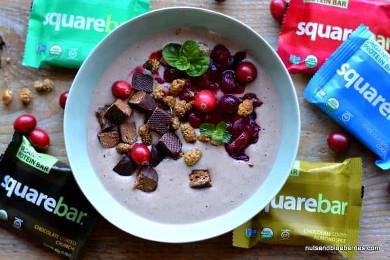 Save 20% and donate with Organic Squarebars