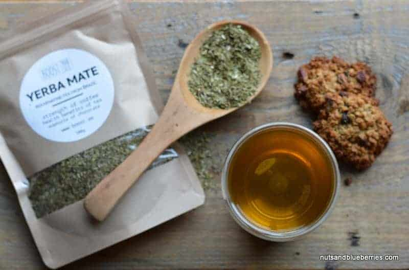 Energy Boosting Yerba Mate Tea
