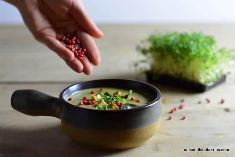 Creamy Sage Soup