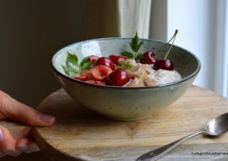 The Breakfast Basis: Cashew Cream