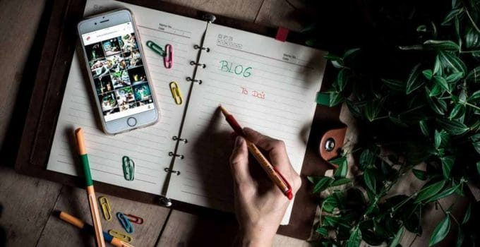 The truth about blogging and instagram work